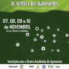 IV SEMANA DA AGRONOMIA - Centro Acadêmico de Agronomia - cartaz